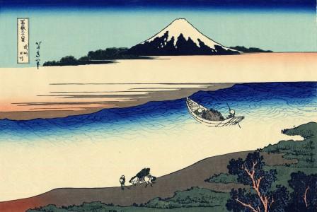 北斎の富士山