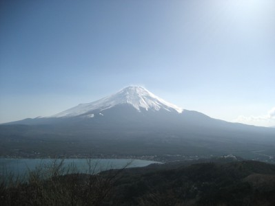 石割山-4月