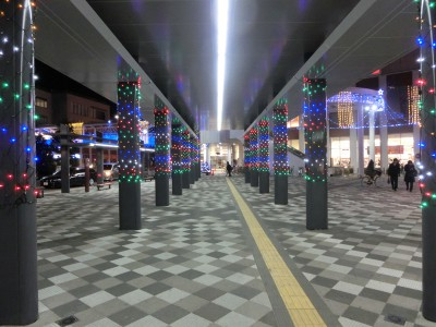 越谷駅東口1