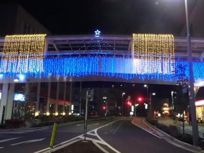 越谷ツインシティ渡り廊下