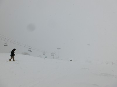 石打丸山スキー場①