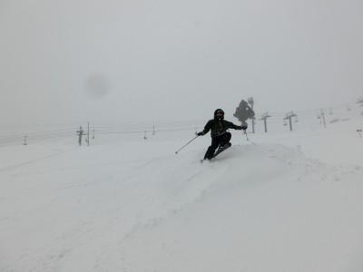 石打丸山スキー場②