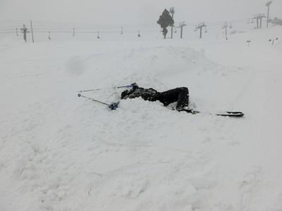 石打丸山スキー場③