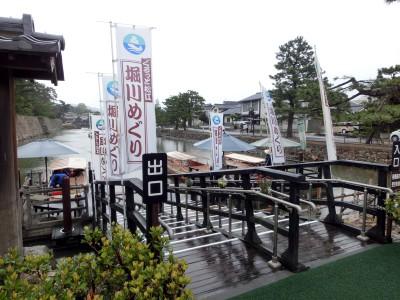 松江城堀河めぐり