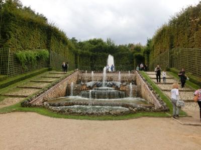 ヴェルサイユ宮殿 噴水4