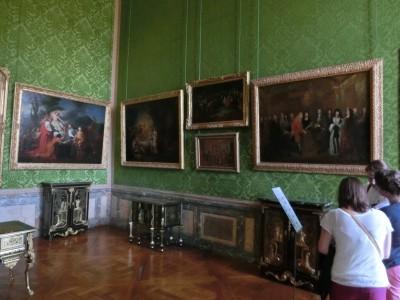 ヴェルサイユ宮殿 絵画2