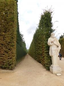 ヴェルサイユ宮殿 庭園2