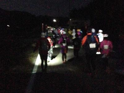 伊南川100kmウルトラマラソン