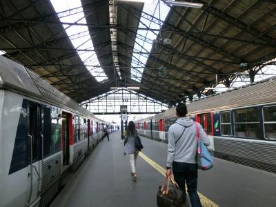サン・ラザール駅