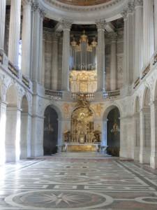 ヴェルサイユ宮殿 宮殿内