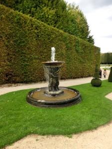 ヴェルサイユ宮殿 噴水2