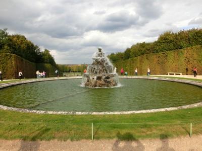 ヴェルサイユ宮殿 噴水1