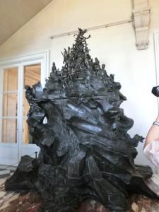 ヴェルサイユ宮殿 彫刻2