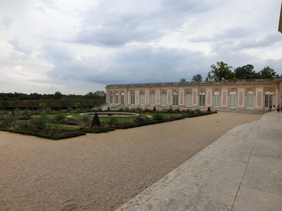 大トリアノン庭園