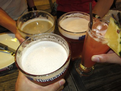 バンコク ビール