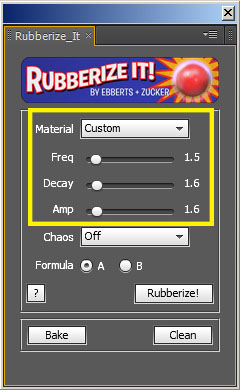 Rubberize It-custom