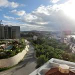 ホテルからの景色3