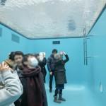 21世紀美術館プール下