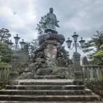 兼六園銅像