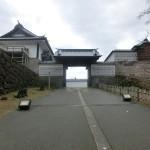 金沢城城門