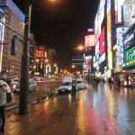 札幌の街並み夜2