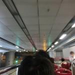 香港 オープントップバス 景色5