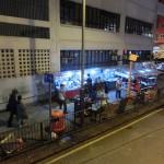 香港 オープントップバス 景色4